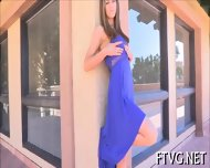 Babe Exposes Her Delights - scene 3