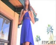 Babe Exposes Her Delights - scene 4
