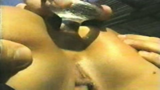 Intense latino anal fun