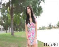 Gal Fists Her Girlfriend - scene 4