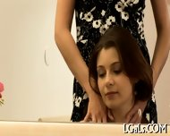 Three Babes Are Caressing - scene 2