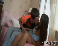 Delighting A Horny Pecker - scene 1