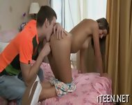 Delighting A Horny Pecker - scene 7