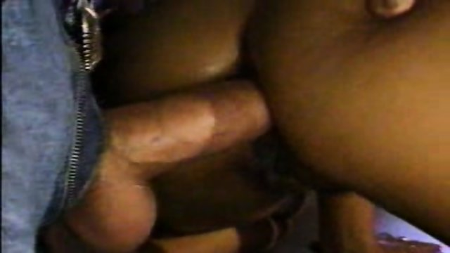 Babe gets fucked in her tine ass