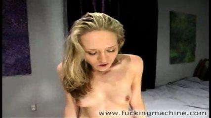 Alana and her fucking machine - scene 12