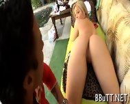 Round Assed Girlie Nailed - scene 9