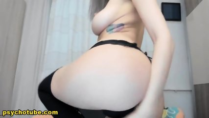 Busty Petite Brunette Bombshell Offers All Out Private Webcams