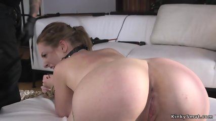 Bf whips and anal bangs girlfriend
