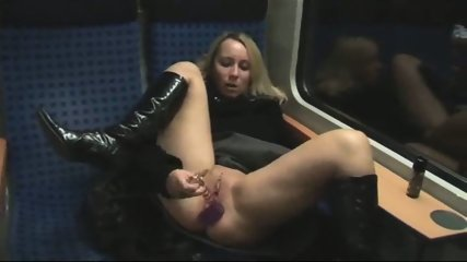 Fucking on the train! Wild - scene 5