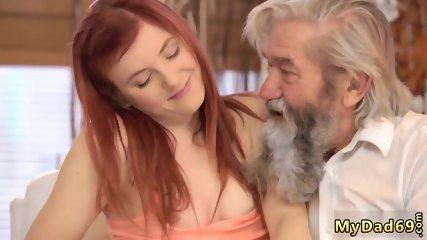 Fuck and cum facial milf Unexpected practice with an older gentleman