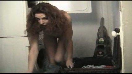 In the laundry room - scene 2