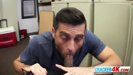 Known personality arrives to be banged hard by horny director