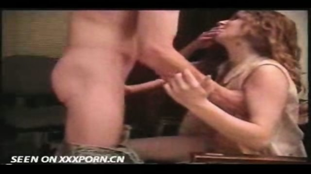 Couple having slow sex