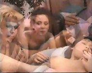 Asia orgy lesbian - scene 6