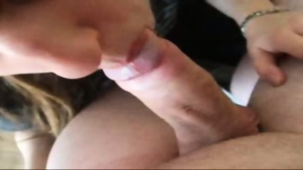 This chick loves her boyfriends cock - scene 11