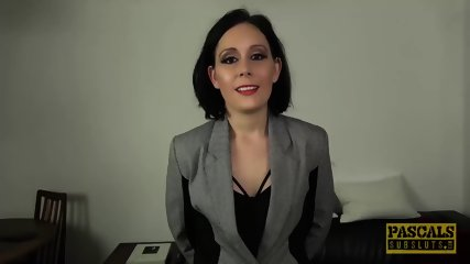 Classy UK MILF Belle OHara Submits To Dom - scene 2