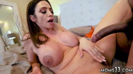 Perfect body brunette fuck and strip black lingerie Trading Pussy For Cookies