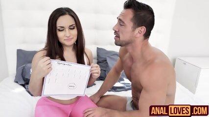 Gabriella Paltrova Maintain Her Pussy Pure