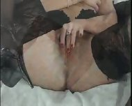 Veronica Zemanova Striptease - scene 9