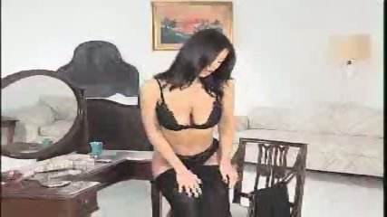 Veronica Zemanova Striptease - scene 3
