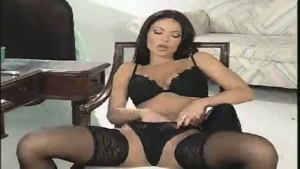 Veronica Zemanova Striptease - scene 4