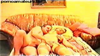Marion and her husband fucking for home video - scene 6