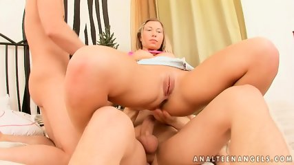 She Loves Double Penetration - scene 6