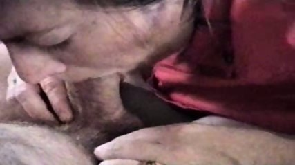 Amateur wife deepthroating her husbands thick cock - scene 7