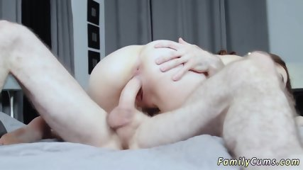 Teen bus gangbang and but fuck first time Fucking Behind Dads Back