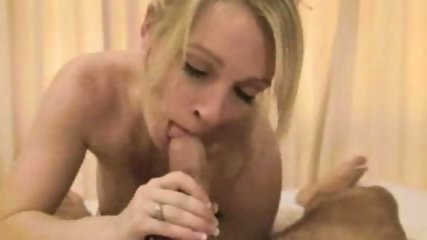 Nice Blonde blowing - scene 7