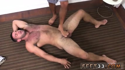 Gay twinks dirty feet Johnny Hazzard Stomps Ricky Larkin