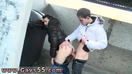 Gay big dick anal undies and super cock video Hitch Hikers Love The Dick!