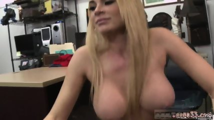 Blonde anal stockings big tits Weekend Crew Takes A Crack At The Crack
