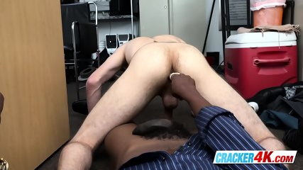 American cracker gets his asshole rimmed by horny director