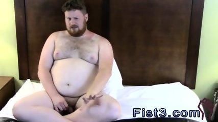Fetish gay boys sex Say Hello to Fisting Bottom, Brock!