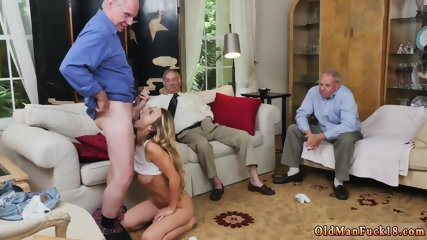 Big natural tits old man and verified amateur young Molly Earns Her Keep