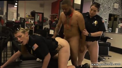 Blonde Milf Cum Twice First Time Robbery Suspect Apprehended