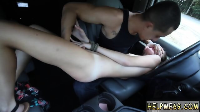 Extreme anal pleasure and hardcore double big xxx Renee Roulette went to a party last
