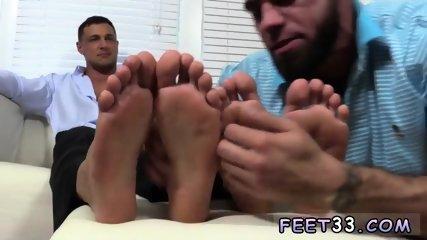 Gay sex naked school ladyboy Ricky Worships Johnny & Joey s Feet