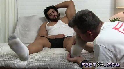 Gay sexy boys having real Alpha-Male Atlas Worshiped