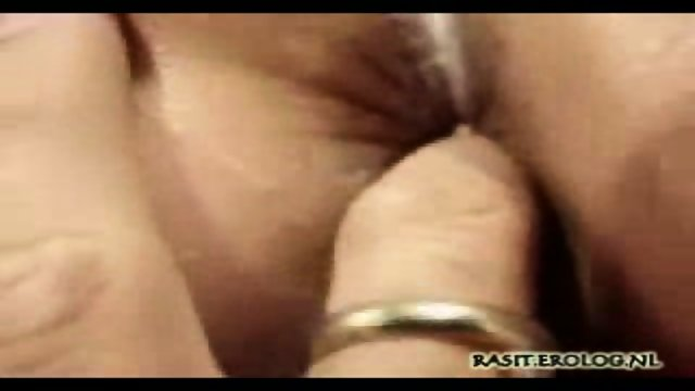 Sexy amateur getting assfucked and creamed on