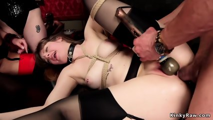 Black cock and white ass abuse