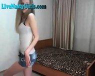 Hot Teen Webcam Girl Dancing 2 - scene 2