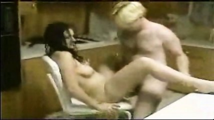 couple fucking in kitchen (part 2)