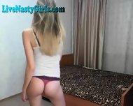 Hot Teen Webcam Girl Dancing 3 - scene 3