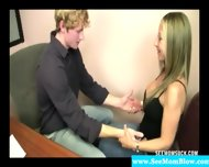 Blowjob Loving Milf Is Cleaning The Pipes - scene 1
