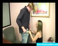 Blowjob Loving Milf Is Cleaning The Pipes - scene 2