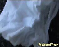 Pink Underwear Teen Piss - scene 7