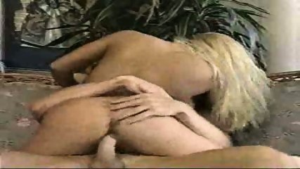 Naughty blond Babe 2 - scene 3