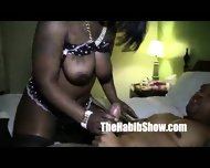 Phat Ass Ferrari Blaque Chocolate Banged By Redzilla - scene 2